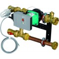 Uponor Fluvia T насосно-смесительный блок TPG-30-TH 1059838