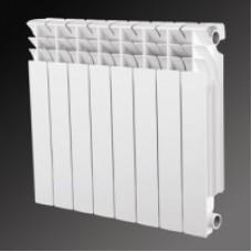 Радиатор отопления алюминиевый Vivaldo Platinim AL 500/80 4 секций